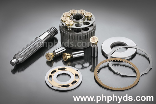 Hydraulic Motor Repair Parts : Hydraulic piston motor spare parts rotary group