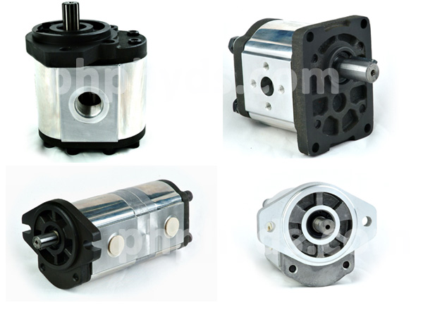 Gear Pump And Motor For Commercial Parker Permco